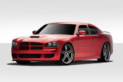 Extreme Dimensions 16 - Dodge Charger Duraflex RK-S Body Kit - 4 Piece - 108781