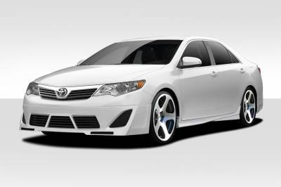 Extreme Dimensions 16 - Toyota Camry Duraflex Racer Body Kit - 4 Piece - 109404