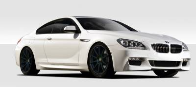 BMW 6 Series Duraflex M Sport Look Body Kit - 4 Piece - 109418