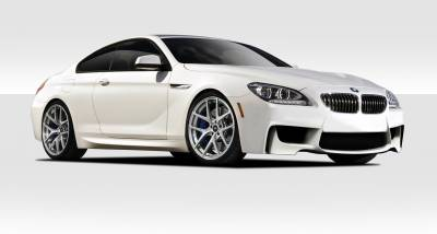 BMW 6 Series Duraflex 1M Look Body Kit - 4 Piece - 109427