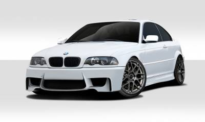 Extreme Dimensions 16 - BMW 3 Series Duraflex 1M Look Body Kit - 4 Piece - 109430
