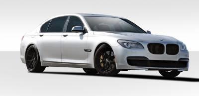 Extreme Dimensions - BMW 7 Series Duraflex M Sport Look Body Kit - 2 Piece - 109444