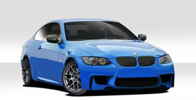 Duraflex - BMW 3 Series 2DR Duraflex 1M Look Body Kit - 4 Piece - 109572