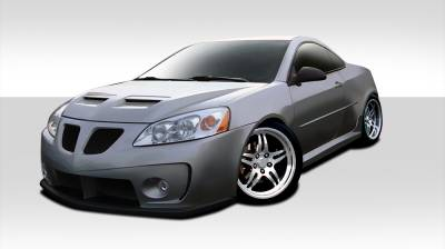 Extreme Dimensions 16 - Pontiac G6 Duraflex GT Competition Body Kit - 5 Piece - 109955