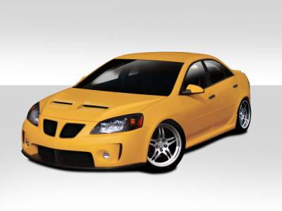 Extreme Dimensions 16 - Pontiac G6 Duraflex GT Competition Body Kit - 5 Piece - 109967