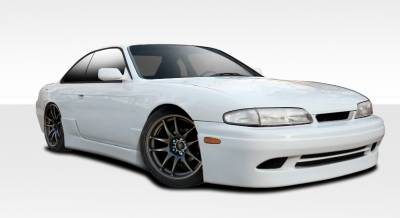 Extreme Dimensions 16 - Nissan 240SX Duraflex Supercool Body Kit - 4 Piece - 109997