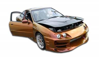 Extreme Dimensions 16 - Acura Integra 2DR Duraflex Bomber Body Kit - 4 Piece - 110019