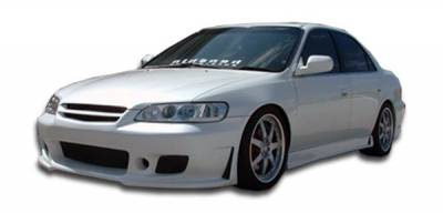 4 Car Option - Honda Accord 4DR Duraflex B-2 Body Kit - 4 Piece - 110266