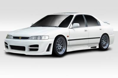 Duraflex - Honda Accord 4DR Duraflex R34 Body Kit - 4 Piece - 110307