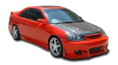 Duraflex - Honda Civic 2DR Duraflex B-2 Body Kit - 4 Piece - 110315
