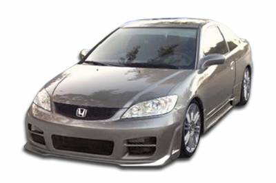 Honda Civic 2DR Duraflex R34 Body Kit - 4 Piece - 110333