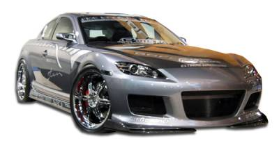 Mazda RX-8 Duraflex M-1 Speed Body Kit - 4 Piece - 110652