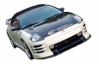 Extreme Dimensions 16 - Mitsubishi Eclipse Duraflex Shine Flared Body Kit - 4 Piece - 110678