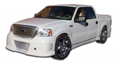 Extreme Dimensions 16 - Ford F150 Duraflex Platinum Body Kit - 6 Piece - 111112