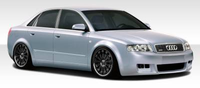 Duraflex - Audi A4 Duraflex RS4 Body Kit - 4 Piece - 111134
