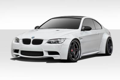 Duraflex - BMW 3 Series Duraflex Circuit Wide Body Kit - 8 Piece - 112603