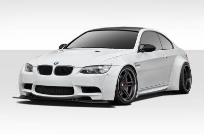 Extreme Dimensions 16 - BMW 3 Series Duraflex Circuit Wide Body Kit - 12 Piece - 112606