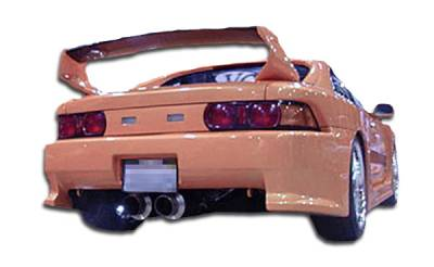 Extreme Dimensions 16 - Toyota MR2 Duraflex TD3000 Wide Body Wing Trunk Lid Spoiler - 1 Piece - 101054