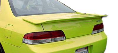 Extreme Dimensions 16 - Honda Prelude Duraflex Type M Wing Trunk Lid Spoiler - 1 Piece - 101849