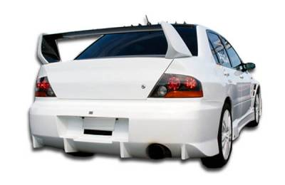 Extreme Dimensions 16 - Mitsubishi Lancer Duraflex Evo 8 Wing Trunk Lid Spoiler - 1 Piece - 102270