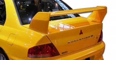 Extreme Dimensions - Mitsubishi Lancer Duraflex Evo 7 Wing Trunk Lid Spoiler - 1 Piece - 103196