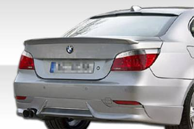 Extreme Dimensions 16 - BMW 5 Series Duraflex AC-S Wing Trunk Lid Spoiler - 1 Piece - 103439