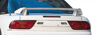 Extreme Dimensions 16 - Nissan 240SX HB Duraflex Type X Wing Trunk Lid Spoiler - 1 Piece - 104226