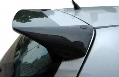 Extreme Dimensions 16 - Volkswagen Golf GTI Duraflex Velocity Wing Trunk Lid Spoiler - 1 Piece - 104523