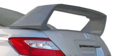 Extreme Dimensions 16 - Honda Civic 2DR Duraflex Sigma Wing Trunk Lid Spoiler - 1 Piece - 104697