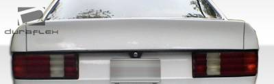 Extreme Dimensions 16 - Mercedes-Benz S Class Duraflex AMG Look Wing Trunk Lid Spoiler - 3 Piece - 105381