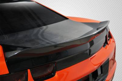 Chevrolet Camaro Carbon Creations Hot Wheels Wing Trunk Lid Spoiler - 1 Piece - 105822
