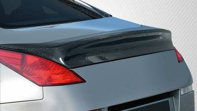 Extreme Dimensions 16 - Nissan 350Z Carbon Creations I-Spec Wing Trunk Lid Spoiler - 1 Piece - 107074