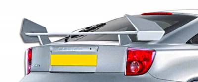 Extreme Dimensions 16 - Toyota Celica Duraflex C-5 Wing Trunk Lid Spoiler - 1 Piece - 107081