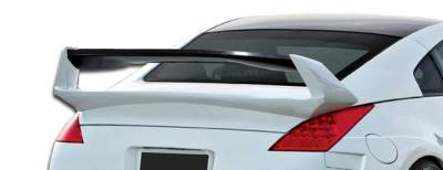 Extreme Dimensions 16 - Nissan 350Z Duraflex AM-S Wing Trunk Lid Spoiler - 1 Piece - 107230