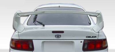 Extreme Dimensions 16 - Toyota Celica Duraflex TD3000 Wing Trunk Lid Spoiler - 1 Piece - 107280