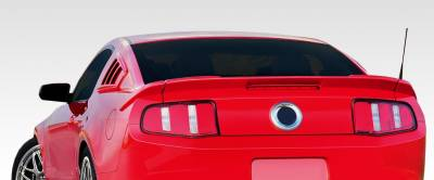 Extreme Dimensions 16 - Ford Mustang Duraflex R-Spec Rear Wing Trunk Lid Spoiler - 3 Piece - 107609