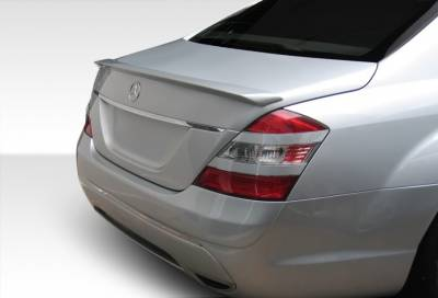 Extreme Dimensions 16 - Mercedes-Benz S Class Duraflex LR-S Rear Wing Trunk Lid Spoiler - 1 Piece - 107681