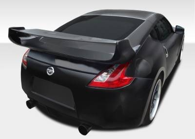 Extreme Dimensions 16 - Nissan 370Z Duraflex Vader 3 Rear Wing Trunk Lid Spoiler - 1 Piece - 108266