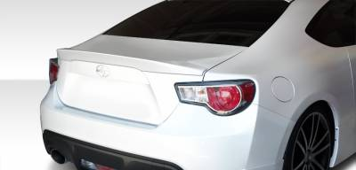 Extreme Dimensions 16 - Scion FRS Duraflex X-5 Rear Wing Trunk Lid Spoiler - 1 Piece - 108489