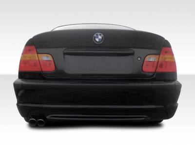 Extreme Dimensions 16 - BMW 3 Series 4DR Duraflex CSL Look Rear Wing Trunk Lid Spoiler- 1 Piece - 108625