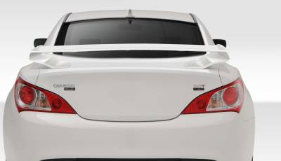 Extreme Dimensions 16 - Hyundai Genesis Duraflex RS-1 Rear Wing Trunk Lid Spoiler - 1 Piece - 108664