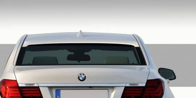 Extreme Dimensions - BMW 7 Series Duraflex Eros Version 1 Roof Wing Spoiler - 1 Piece - 108981