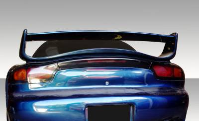 ACT - Mazda RX-7 Duraflex M-Speed Wing Trunk Lid Spoiler - 1 Piece - 109061