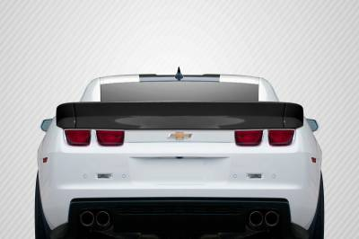 Extreme Dimensions 16 - Chevrolet Camaro Carbon Creations GM-X Wing Trunk Lid Spoiler - 3 Piece - 109494