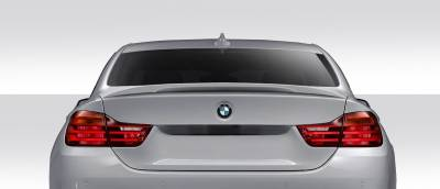 Extreme Dimensions 16 - BMW 4 Series Couture M Performance Look Wing Trunk Lid Spoiler - 1 Piece - 109544