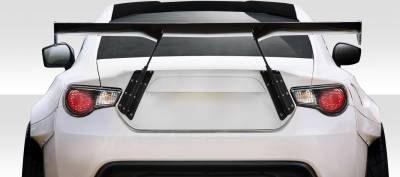 Extreme Dimensions 16 - Scion FRS Duraflex GT500 Wing Trunk Lid Spoiler - 1 Piece - 109620