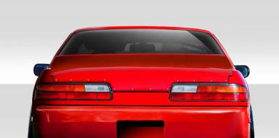 Extreme Dimensions - Nissan 240SX Duraflex RBS Rear Trunk Wing Spoiler - 1 Piece - 112058
