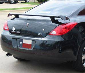 DAR Spoilers - Scion TC DAR Spoilers Custom 3 Post Wing w/o Light FG-173