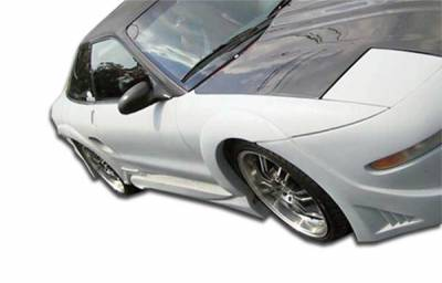 Extreme Dimensions 16 - Ford Probe Duraflex Millenium Wide Body Front Fender Flares - 2 Piece - 102285
