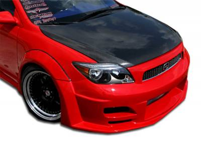 Extreme Dimensions - Scion tC Duraflex Touring Wide Body Fender Flares - 4 Piece - 103044